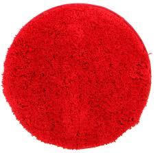 Plush Floor Rugs Red Shag Rug Pluto 300 Red Polypropylene Shag Rug By Rug Guru 1