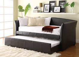 daybed with trundle ikea large size of awesome bedroom furniture image of leather daybed with trundle ikea