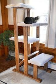 Free Diy Cat Furniture Plans by Best 25 Diy Cat Tower Ideas On Pinterest Diy Cat Tree Cat