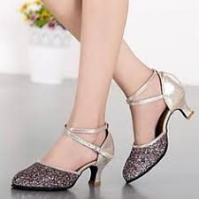 light in the box dance shoes adults women ladies ballroom party glitter latin dance shoes open
