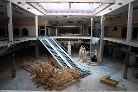 abandoned places in america the malling of america is over winnipeg free press