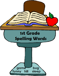 1st grade spelling words worksheets and activities