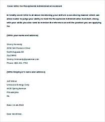 34 administrative assistant cover letter template