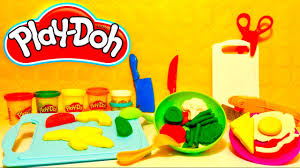 play doh cuisine pâte à modeler play doh les ustensiles de cuisine création de fruits