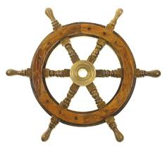 Nautical Appearance Ship Wheels Nautical Decorations