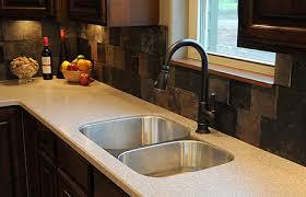 Countertops Buying Guide At Menards - Menards kitchen sinks