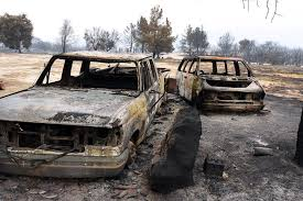 California Wildfires Yahoo by California Fires Are Early Unpredictable After Winter Rain Fox News