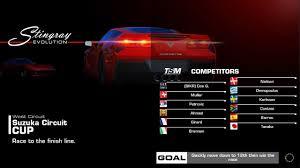 corvette stingray evolution racing 3 gameplay chevrolet corvette stingray z51 suzuka