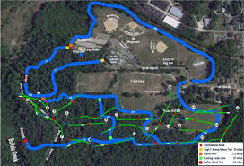 Raleigh Greenway Map National Parks And Recreation Month Wakemed Voices Blog