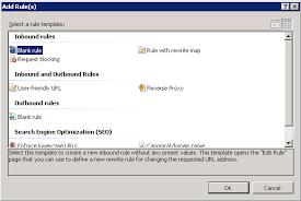 pattern rule directory windows redirect root url iis 7 stack overflow