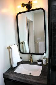 Powder Room Reno Episode 09 The Double Decker House Magnolia Powder Room And House