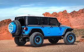new jeep concept 2018 a plethora of funky 2017 easter jeep safari concepts get ready