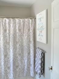 Restoration Hardware Shower Curtains Designs Shower Curtain Rod Bronze Shower Curtain Design