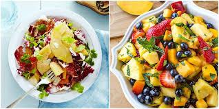 fruit salads for thanksgiving 25 easy fruit salad recipes for summer how to make fruit salad