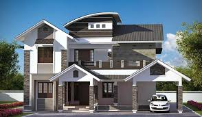 Kerala Home Design Floor Plan And Elevation by Square Feet House Kerala Home Design Floor Plans House Plan