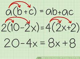 image titled solve equations with variables on both sides step 1