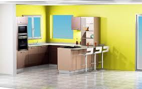 cuisine marron glacé plan de travail 3m50 1 cuisine marron glace strasbourg design cgrio