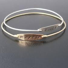 Personalized Silver Bracelets The 25 Best Engraved Bracelet Ideas On Pinterest Initial