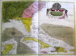 Map Of Carolinas File The Natural History Of Carolina Florida And The Bahama
