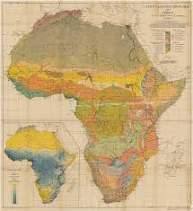 Maps Of Africa by Soil Map Of Africa Based On Zonal Classi Fi Cation System Shantz