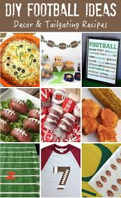 Diy Football Decorations 85 Best Ny Giants Birthday Football Parties Images On Pinterest