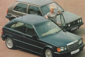 yes the mercedes 190e city was a thing