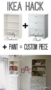 furniture hacks 30 diy amazingly smart ikea billy hacks page 2 of 3 diy u0026 crafts