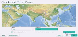 World Time Clock Map by How To Install Opensuse Leap 42 1