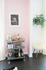 target to have fully stocked bar on black friday 25 photos that prove a pastel accent wall can actually be pretty