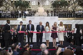 why the trump organization could be trump u0027s downfall chicago tribune