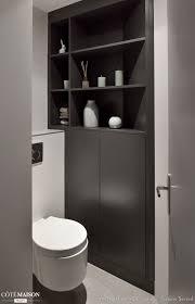 Salle De Bain Noir Et Blanc Design by Des Toilettes En Noir Et Blanc Design Classiques Simple Et