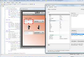 android gui designer basic4android screenshots