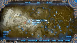 Map The Meal Gap Zelda Breath Of The Wild Champions U0027 Ballad Guide Kihiro Moh