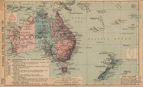 atlas map of australia whkmla historical atlas australia page
