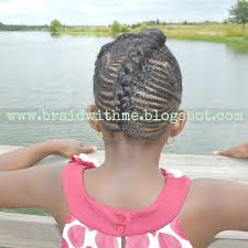 beads braids and beyond intricate cornrow updo on natural hair