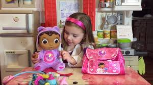 doc mcstuffins get better doc mcstuffins get better baby cece doll bag playset