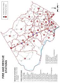 Mc Rockville Map Fire And Rescue Service Montgomery County Maryland Operating Budget