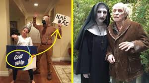 Halloween Couples Costumes Totally Clever Halloween Couples Costume U0026 Ideas Youtube