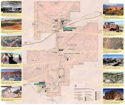 Goblin Valley Map Petrified Forest Maps Npmaps Com Just Free Maps Period