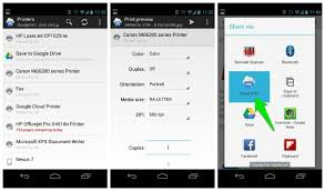 how to print from android phones ubergizmo - How To Print On Android