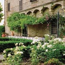 Tuscan Garden Decor Mediterranean Garden Design How To Create A Tuscan Garden