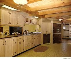 Refinishing Wood Cabinets Kitchen Wood Mode Kitchens From 1961 Slide Show Of 15 Photos Retro