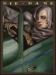 Tamara De Lempicka Art by Tamara De Lempicka Dedicarsi Alla Pittura Un Metodo Per