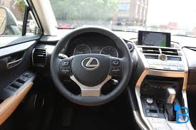 lexus nx 200t interior lexus nx 200t 300h first drive the compact suv that acts huge