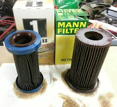 Audi Q5 5w30 - mobil1 extended vs mann oil filter