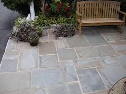 Dry Laid Bluestone Patio by Flagstone Walkways U0026 Patios Pyle Bros Building Stone Contrators