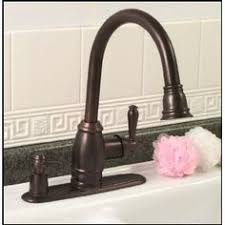 Kohler Bronze Kitchen Faucets Oil Rubbed Bronze Faucet With Undermount Stainless Sink