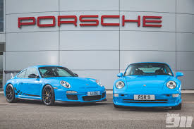 porsche riviera blue ten awesome photos from total 911 issue 125 total 911
