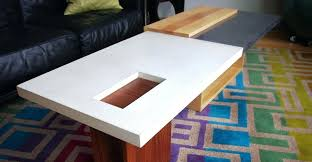 concrete and wood coffee table concrete and wood coffee table iblog4 me