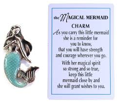 home design and decor wish app amazon com the magical mermaid wish charm with story card by